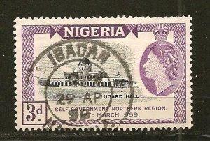 Nigeria 95 Victoria Harbour QEII Used
