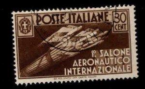 Italy Scott 346 used stamp