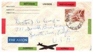 Mexico, Postal Stationary
