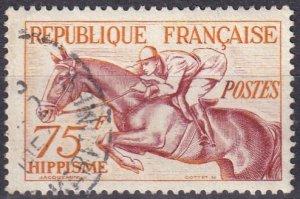 France #705  F-VF Used  CV $11.00 (Z2562)
