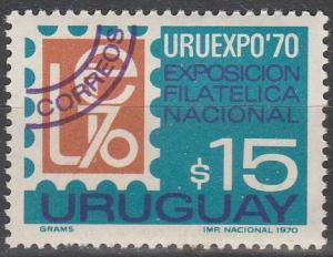 Uruguay #785 MNH VF (SU2286)