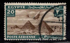 Egypt Scott C16  Used  Airmail stamp