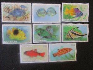 Bahamas #604//14 Mint Never Hinged WDWPhilatelic (H6L8)