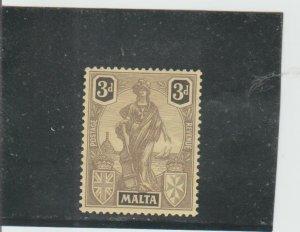 Malta  Scott#  106  MH  (1926 Malta)