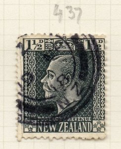 New Zealand 1925-30 Shades Early Issue Fine Used 1.5d. NW-94525