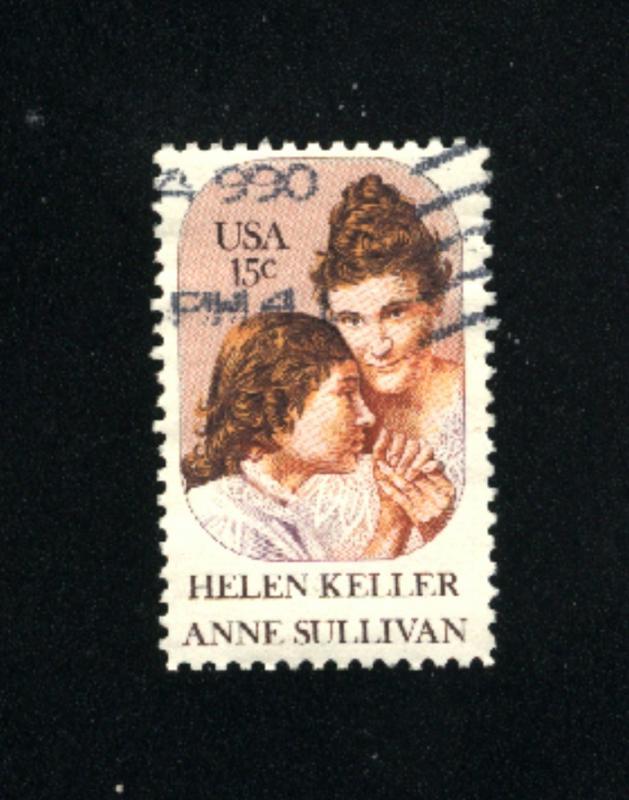 USA #1824   used  1980 PD