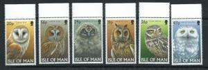 Isle of Man MUH SG 734 - 739   Margin Copy
