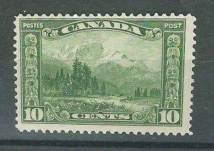 Canada 155  Mint NH F 1928 PD