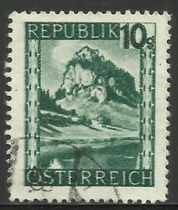 Austria 1945 Scott# 460 Used