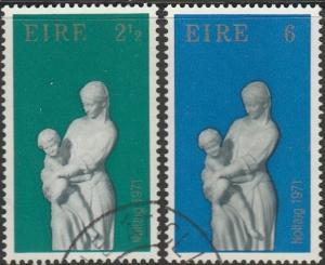 Ireland, #312-313 Used  From 1971