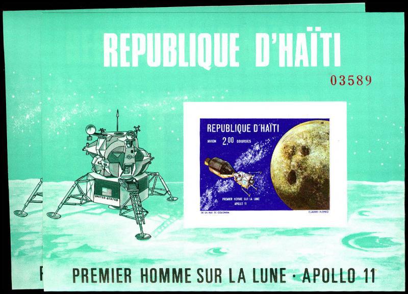 HAITI 624H-I  Mint (ID # 56636)- L
