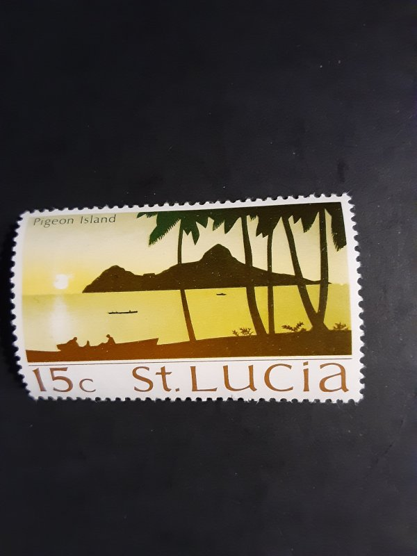 *St. Lucia #268                   MNH