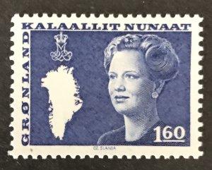 Greenland 1980 #124 MNH, CV $1