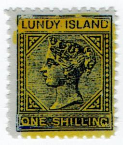 (I.B) Cinderella Collection : Gerald King Lundy 1/-