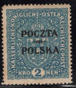 Poland Scott 52 MNH** Cracow Issue