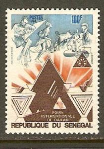 Senegal #405 NH Int'l Fair