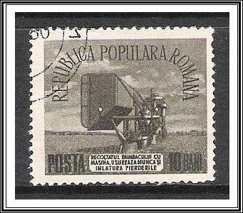 Romania #979 Harvesting Machine Used