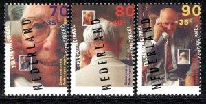 Netherlands Scott # B680 - B682, mint nh