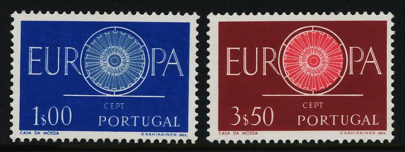 Portugal 866-7 MNH EUROPA