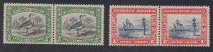 Southwest Africa - 1931 - SC 108-09 - NH