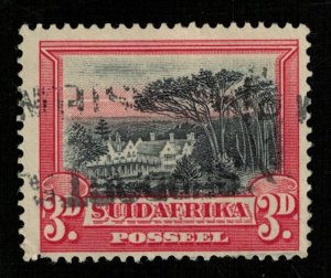South Africa, 3d (т-6184)