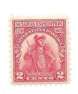 United States 1929 - Mint NH - Scott #657