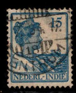 Netherlands Indies  Scott 120 used  from 1912-20 set