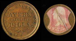 U.S. ENCASED POSTAGE EP3  Mint (ID # 103253)