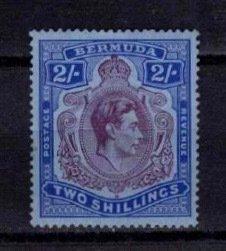 Bermuda 1938-53 George VI Definitive 2/-