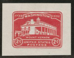 US Envelope cut square Scott U525