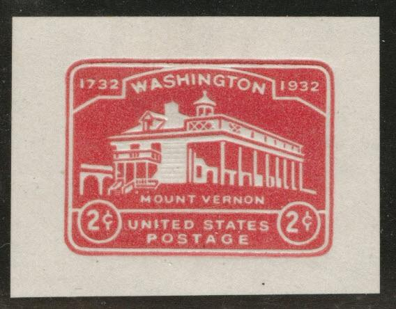 US Envelope cut square Scott U525