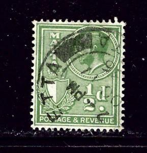 Malta 168 Used 1930 issue