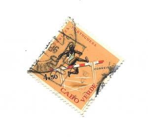 Cape Verde  1962 - Scott #324 *