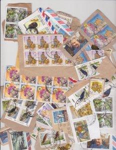 Zambia on paper mix c2003