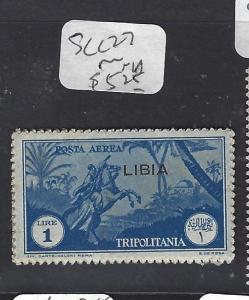LIBYA  (P0809B)   SC C27   MNH