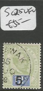 Sarawak SG 25 VFU (9clz)