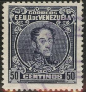 Venezuela  Scott 280 Used stamp