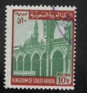 Saudi Arabia Scott 510 Used stamp