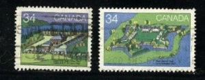 Can #1046     used VF 1985 PD