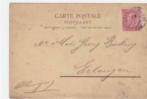 Belgium 1900  stationary  stamped post card  R20378