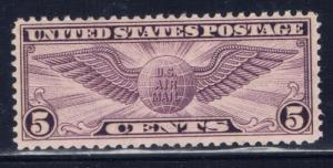 U.S. C12 NH 1930 Airmail