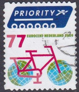 Netherlands 2009 SG2698 Used