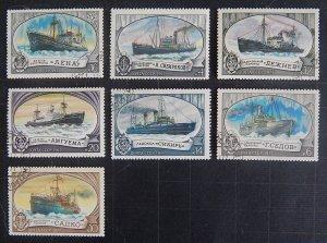 Ships, USSR, Icebreaker, (1818-Т)