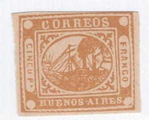 BUENOS ARIES #5 USED  SCV $4250.00 IF NOT A FAKE!!