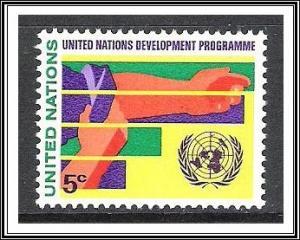 UN New York #164 Development Program MNH