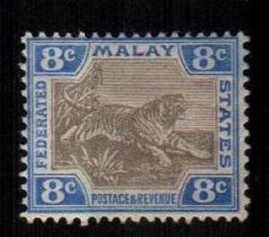 Malaya Scott 30 Mint hinged (Catalog Value $85.00)