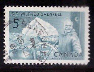 Canada Scott 438 Used stamp