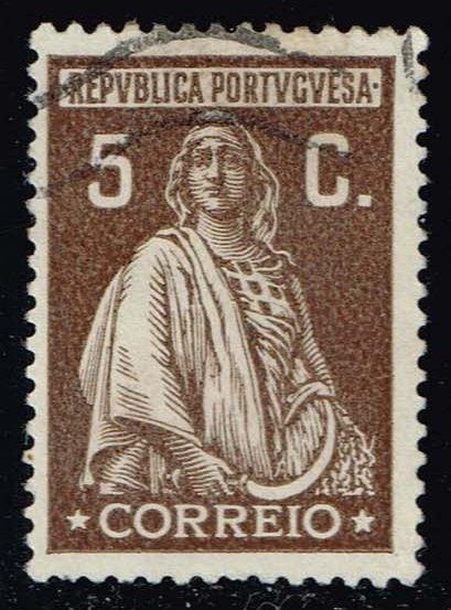 Portugal #401 Ceres; Used (0.25)