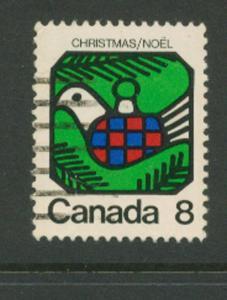 Canada SG 765  VFU