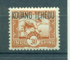 French Offices in China Kwangchowan sc# 148 mh cat value $.60